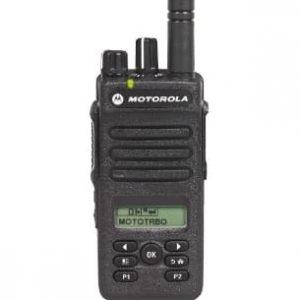 motorola DP2600e radio