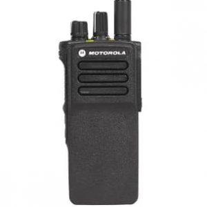 Motorola DP4400e radio