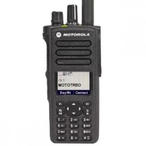 Motorola Solutions DP4800e