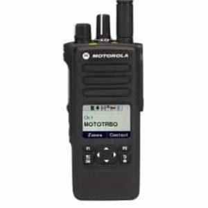 Motorola DP4601e radio