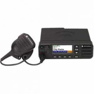 motorola DM4600e transceiver