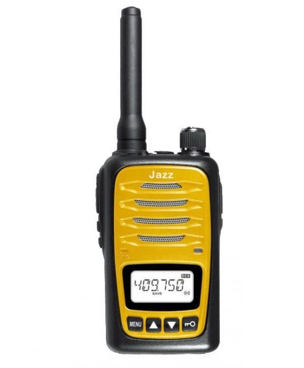 NRC JAZZ RADIO YELLOW