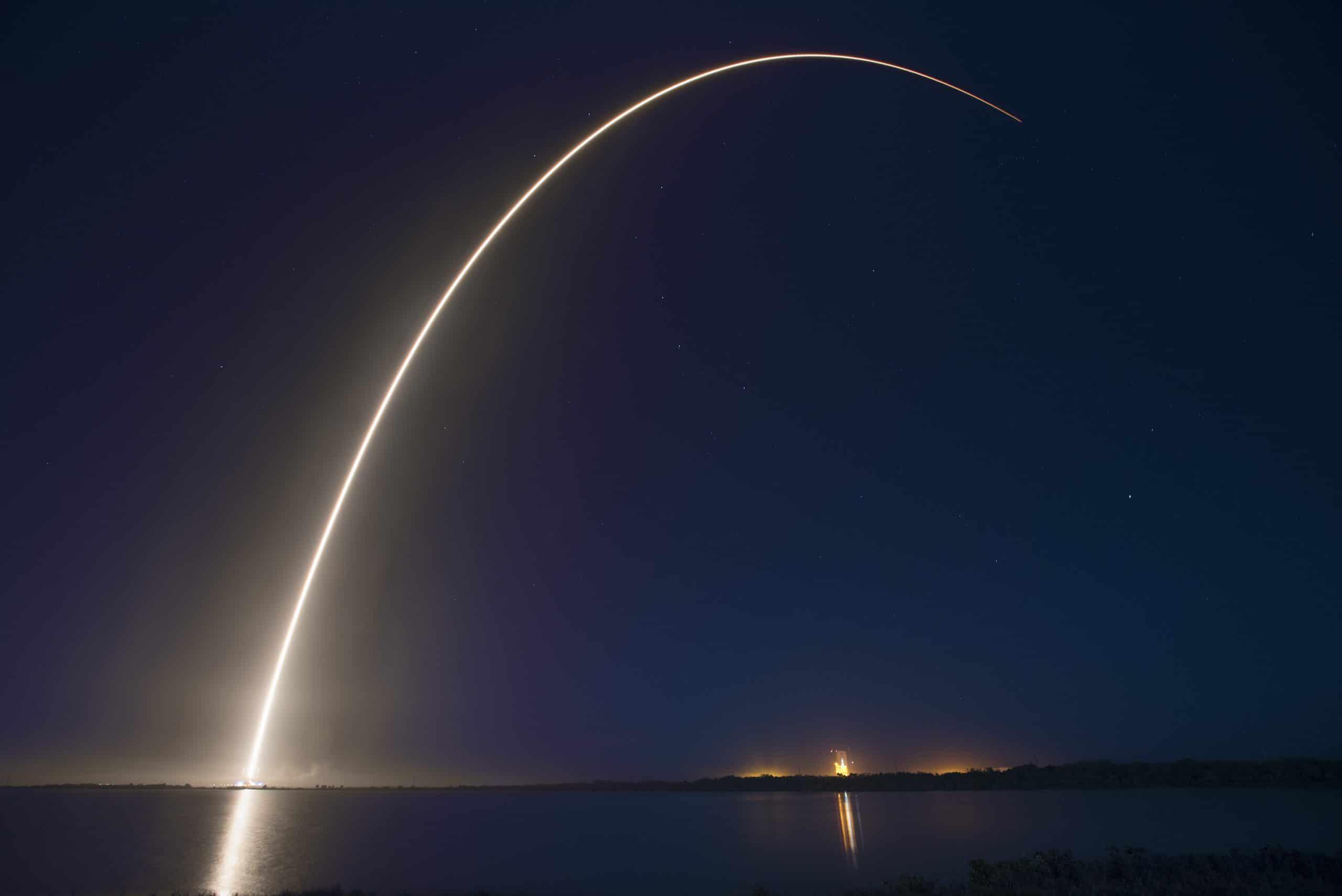 g network rocket scaled