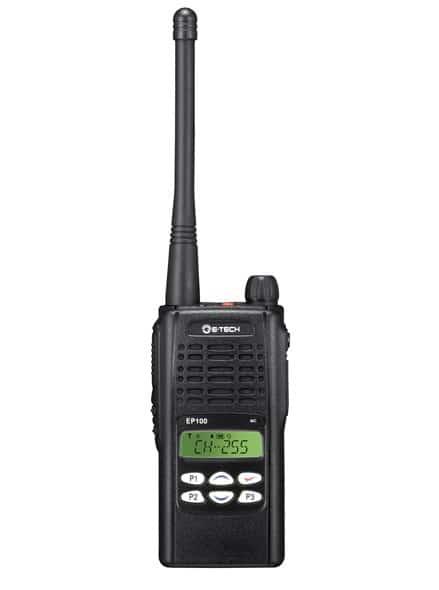 E-tech EP100 (ATEX Intrinsically Safe)