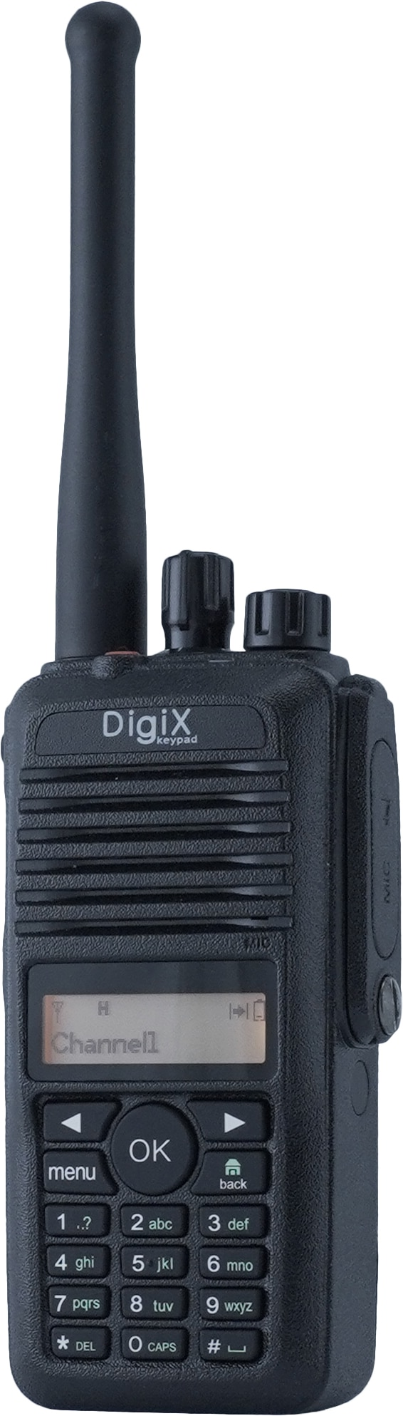 DigiX Keypad DMR