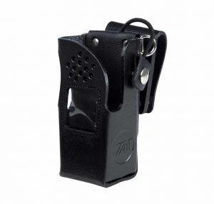 Motorola Hard Leather Carry Case