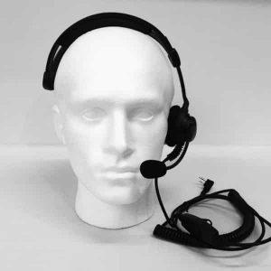 NRC Single Muff Headset