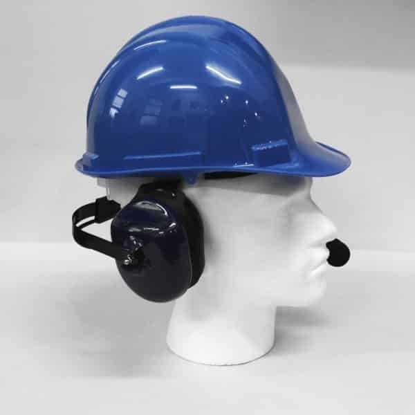 headset  hat