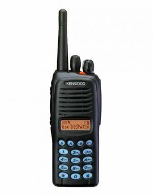 KENWOOD TK-2180/3180 SERIES handheld radio