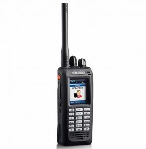 KENWOOD TK-D200 / D300 (DISPLAY AND KEYPAD) handheld radio