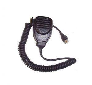 KENWOOD STANDARD HAND MICROPHONE (KMC-30)