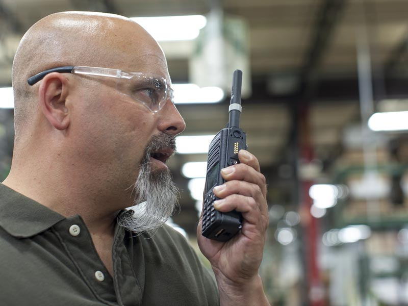 The Etiquette of Two-Way Radio Communication