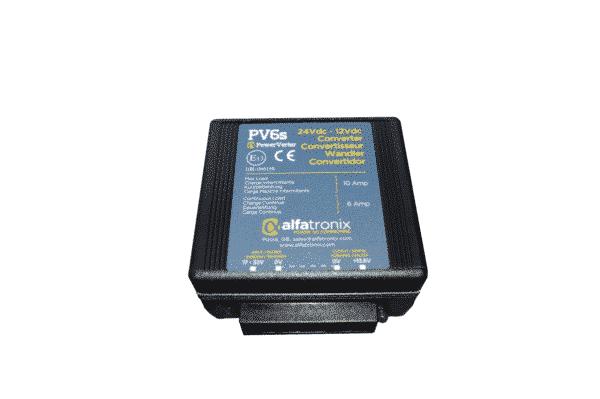 Volt Convertor for Mobile and Deskbased Radio