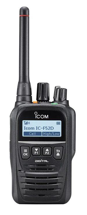 IC-F52D Series
