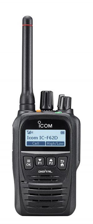 IC-F62D Series