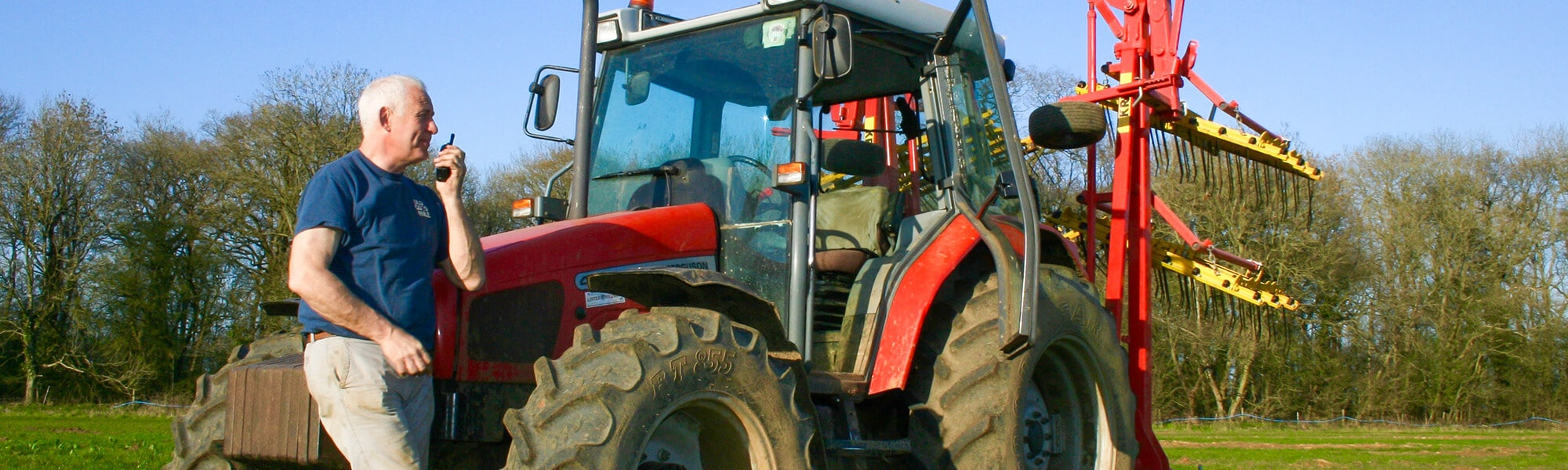 Better Communication on the Farm: Tips for Buying Two Way Radios