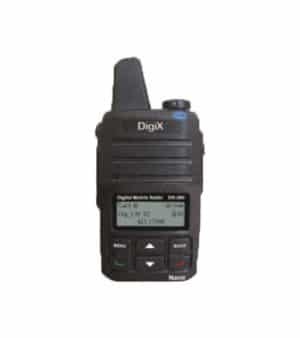 DigiX Nano display radio
