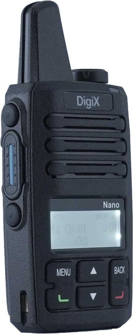 DigiX Nano Keypad Front