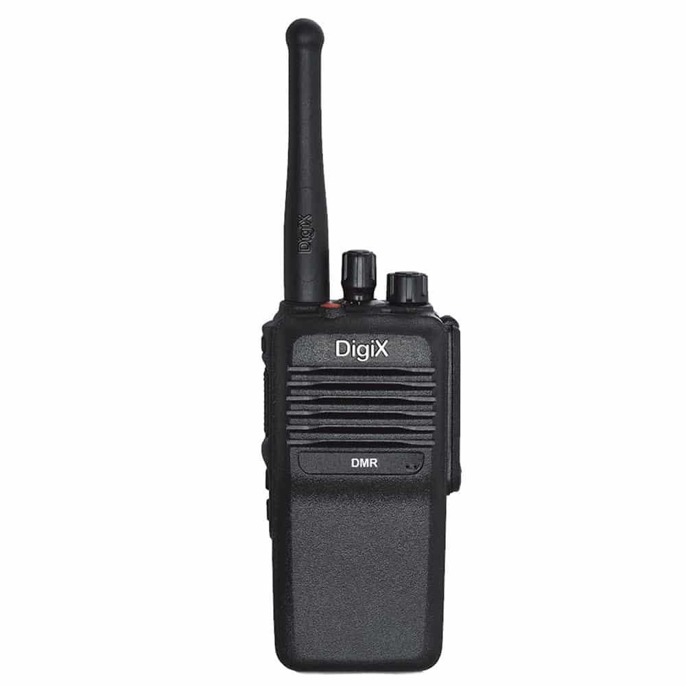 DigiX DMR portable radio