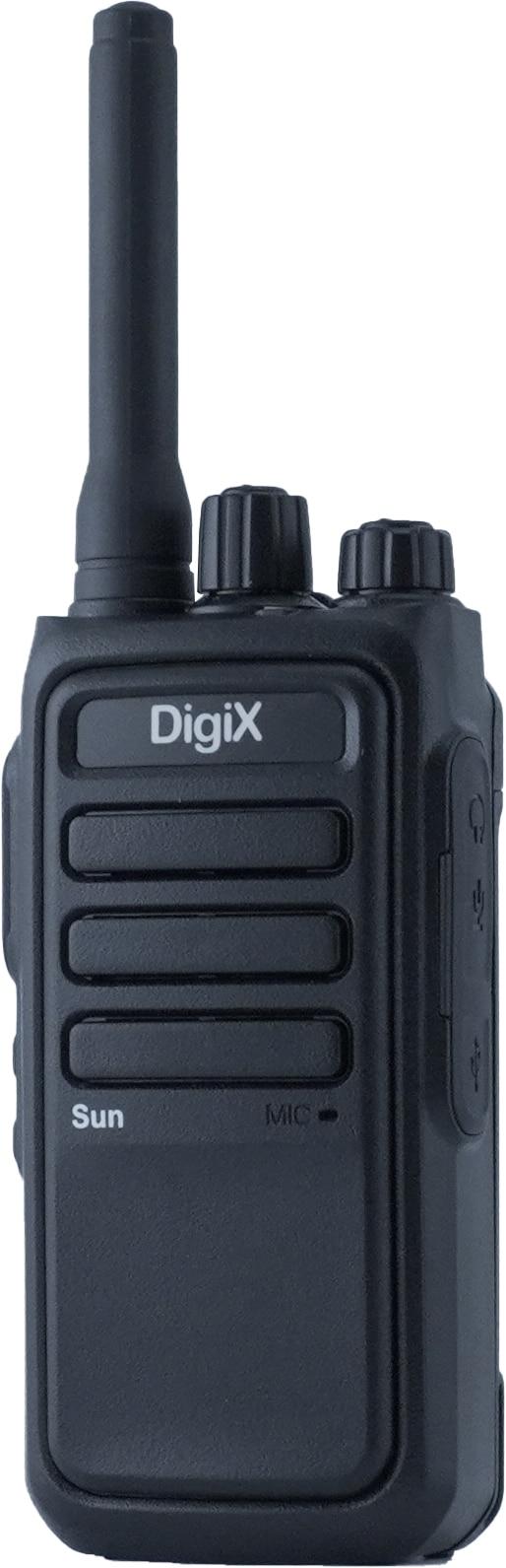 DigiX Sun Black Front