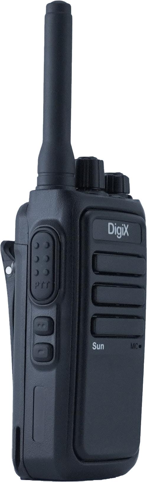 DigiX Sun Black