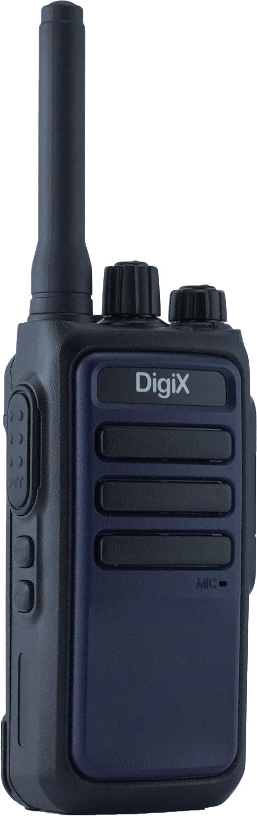 DigiX Sun Blue Front