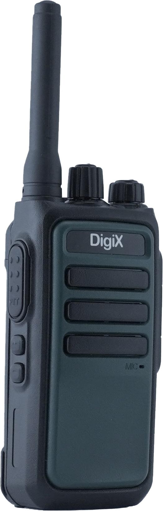 DigiX Sun Green Front