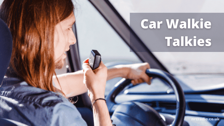 Car Walkie Talkies: Improving Safety In The Transport Sector
