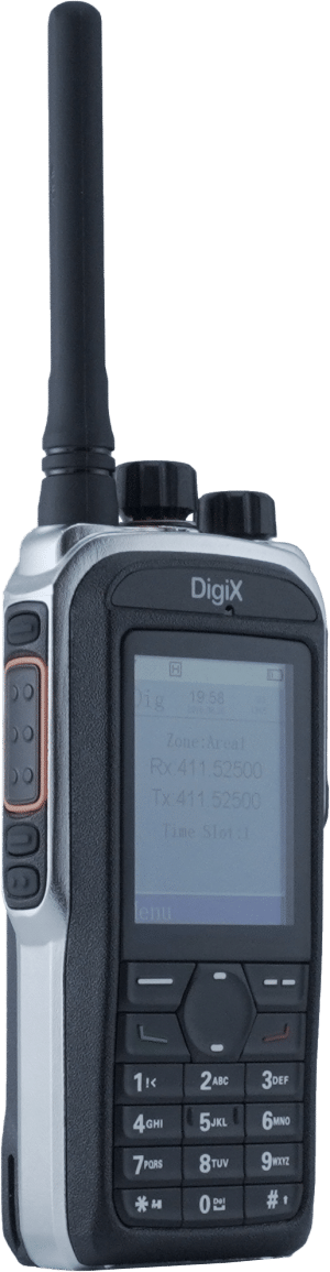 DigiX Link Keypad Front