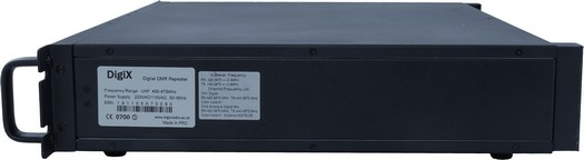 DigiX DMR Repeater Side