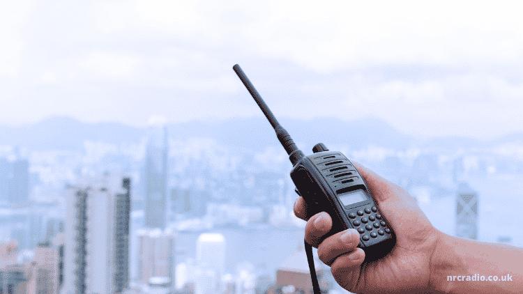 Using two-way radio
