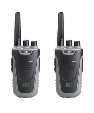 DigiX Zeus Twin radios